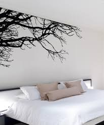 Wall Mural Decals Amazon by Amazon Com Stickerbrand Nature Vinyl Wall Art Tree Top Branches
