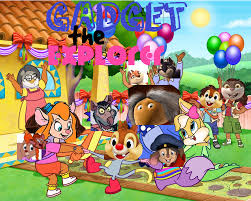 Gadget The Explorer | The Parody Wiki | FANDOM Powered By Wikia Digilearn Jual Buku Dora And The Stuck Truck Hardcover Harga Murah Di Lapak Explorer Activity And Story Book Books Amazoncom The Doras Big Dvd Movies Tv Sl1000jpg Truck Apa Saving Ice Cream Youtube Dora World Famous Story Book For Children 11pcs 20cm In All Learning Education