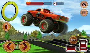 100 Extreme Super Trucks Monster Stunts Racing Games For Android APK