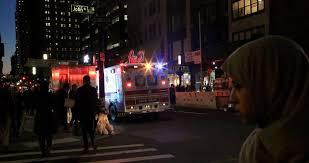 100 Truck Rental Buffalo Ny New York City Mayor This Was An Act Of Terror The News