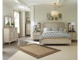 Huey Vineyard Queen Sleigh Bed by Signature Design By Ashley Demarlos Queen Upholstered Panel