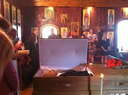 St John s Mission Leo Graham Funeral Burial 6 7 09 2012