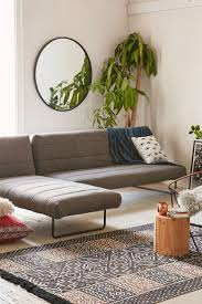 West Elm Bliss Sofa Craigslist by Best 25 Sleeper Couch Ideas On Pinterest Small Games Room