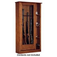 Wooden Gun Cabinet With Etched Glass by Gun Cabinets U0026 Racks Bass Pro Shops