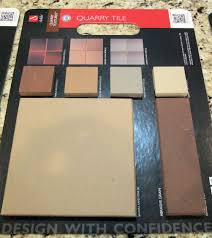 Daltile Quarry Tile Canyon Red by New 2013 From Dal Tile
