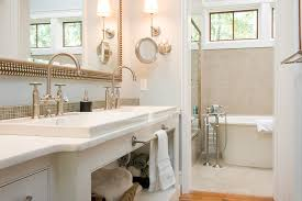 makeup mirrors bathroom the home depot with regard to wall mounted
