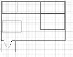 Floor Plan Template Powerpoint by Create A Fire Evacuation Plan In Visio Computergaga Blog