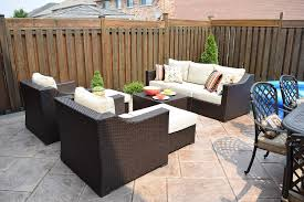 patio perfection it s possible with the home depot listen to lena