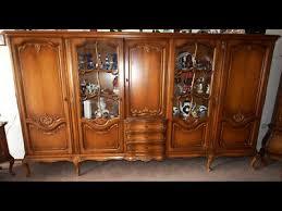 warrings wohnzimmer schrank nussbaum antik eur 535 00