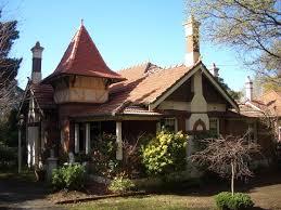 Queen Anne Style Federation Era Home Sydney Australia Appian Way Burwood Dream Street One Day