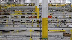 See Inside: Amazon Facility At 3282 E. Holmes Road In Memphis Set To ...