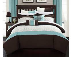 King Size Bed Comforters by King Size Bed Set Comforter 8 Piece Bedding Down Elegant Turquoise