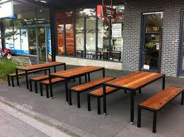 Modern Outdoor Cafe Tables
