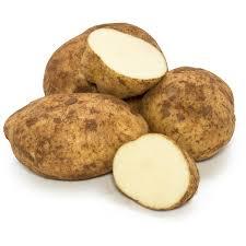 Potato Brushed 4kg Bag