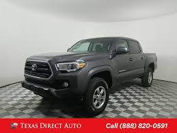 100 Houston Craigslist Trucks Toyota Tacoma For Sale In TX 77002 Autotrader