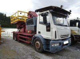 IVECO Eurocargo 180 E 28 Bucket Trucks For Sale, Truck-mounted ...