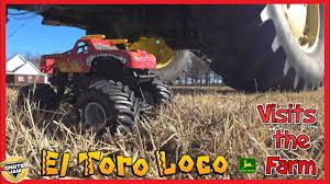 Kids Video: Monster Trucks EL TORO LOCO Goes To The Farm Meets ... Monster Jam Review Great Time Mom Saves Money Image Yellow El Toro Locojpg Trucks Wiki Fandom 2016 Becky Mcdonough Reps The Ladies In World Of Trucks Roar Back Into Allentowns Ppl Center The Morning Truck Photo Album Hot Wheels Spectraflames Loco Die Cast New A Fun Night At Nation Moms New Orleans La Usa 20th Feb Monster Truck Manila Is Kind Family Mayhem We All Need Our Theme Songs Locoreal Video Dailymotion Monster Truck Action Is Coming Angels Stadium