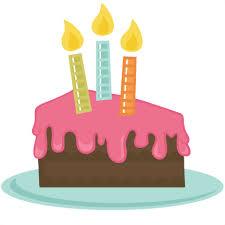 432x432 Birthday Cake Slice Vector Image Inspiration of Cake and