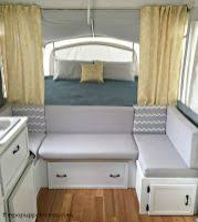 RV Camper Interior Layout 5