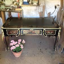 bureau napoleon 3 ebénisterie d etablissements faroux restauration de meubles