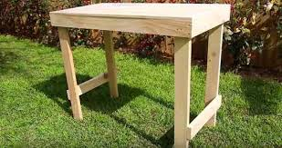 DIY Project How To Build A Simple Cheap Work Bench In 60 Minutes