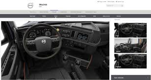 100 Volvo Truck Usa S Rolls Out Online Configurator To Virtually Design And