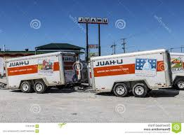 Editorial Photography Kokomo Circa May U Haul Moving Truck Rental ...