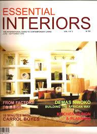 100 Modern Interiors Magazine Design S Architecture Home Interior