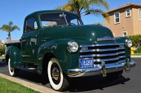 1951 Chevrolet 3100 For Sale #1932978 - Hemmings Motor News