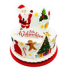 fondant kuchen weihnachten