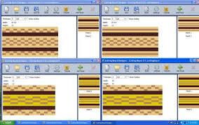 end grain cutting board design software plans diy free download
