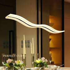 Modern Dining Room Light Fixtures by Aliexpress Com Buy Led Modern Chandeliers For Kitchen Light