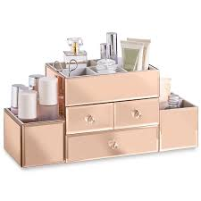 Simms Modern Shoe Cabinet Assorted Colors by Beautify Rose Gold Mirrored Glass Jewellery Box U0026 Makeup Organiser