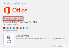 Download and use fice 2016 for FREE without a product key MS