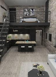 104 Interior Design Loft House Vii By Senciisdesign On Deviantart