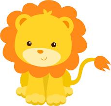 Baby Boy Lion Clipart ClipartXtras