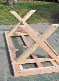 Charming Diy Wood Outdoor Furniture Diy Outdoor Garden Furniture 3
