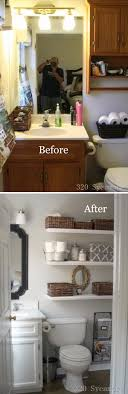 Remodel Pictures Without Tower Menards Vanities Sink Storage Ideas ... Diy Small Bathroom Remodel Luxury Designs Beautiful Diy Before And After Bathroom Renovation Ideasbathroomist Trends Small Renovations Diy Remodel Bath Design Ideas 31 Cheap Tricks For Making Your The Best Room In House 45 Inspiational Yet Functional 51 Industrial Style Bathrooms Plus Accsories You Can Copy 37 Latest Half Designs Homyfeed Inspiring Tile Wall Tiles Excellent Space Storage Network Blog Made Remade 20 Easy Step By Tip Junkie Themes Unique Inspirational 17 Clever For Baths Rejected Storage
