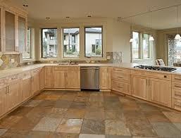 kitchen floor ceramic tile kitchen cabinets tile floor