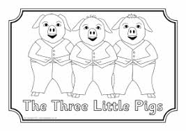 Early Years KS1 Story Colouring Sheets