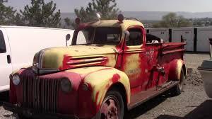 1941 FORD FIRE TRUCK Anyone ?? - YouTube