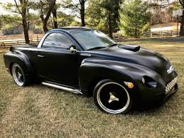 2005 Chevrolet Ssr Custom