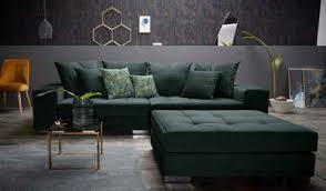 inosign big sofa vale mit steppung im sitzbereich federkern und zierkissen