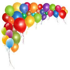 Birthday Balloons Happy Birthday Balloon Clipart Clipartfest 2 Transparent Balloons Happy Birthday PNG