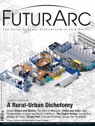 100 Sanjay Puri Architects A RuralUrban Dichotomy 2019 FuturArc