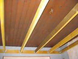 faire un faux plafond en lambris de conception de maison