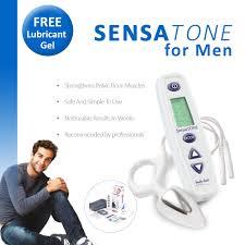 sensatone for men digital pelvic floor stimulator exerciser ebay