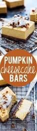 Pumpkin Gingersnap Cheesecake Bars by Gingersnap Pie Crust Art And The Kitchen The Spicy Flavour Of