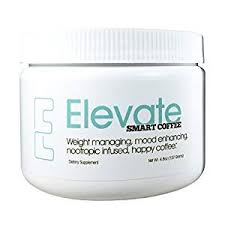 Amazon ELEVACITY Elevate Smart Coffee Tub 30 Servings Per