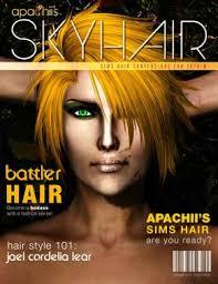 ApachiiSkyHair at Skyrim Nexus mods and munity